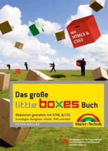 Cover von Das große Little Boxes-Buczh