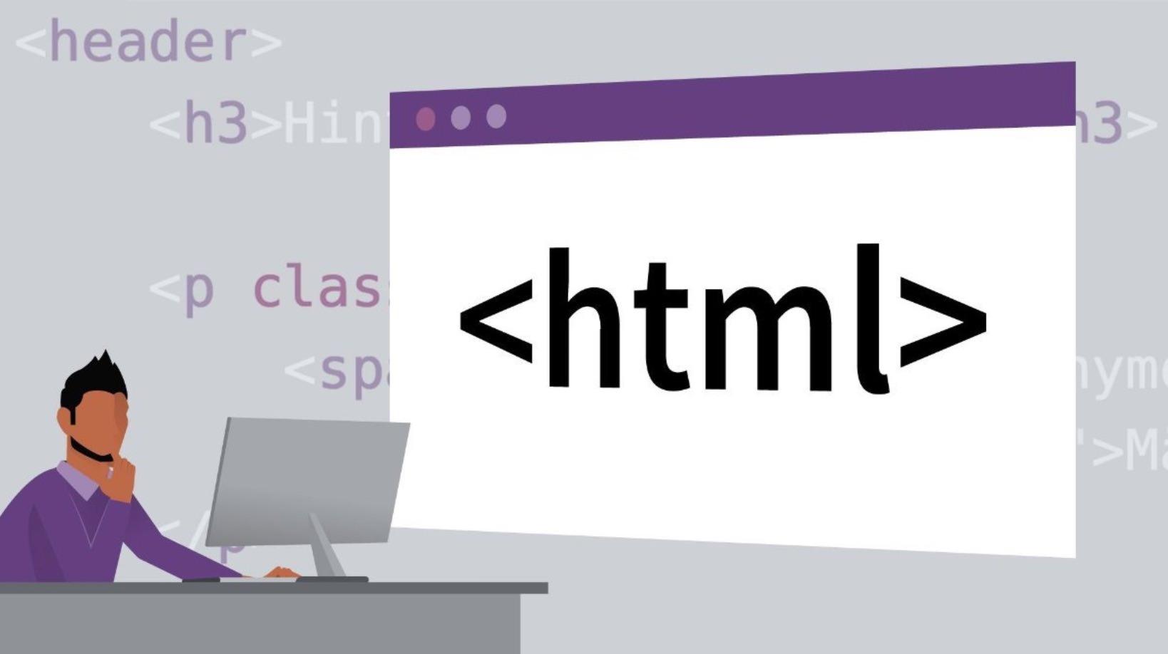 LinkedIn Learning - Webtechniken lernen - 1. HTML